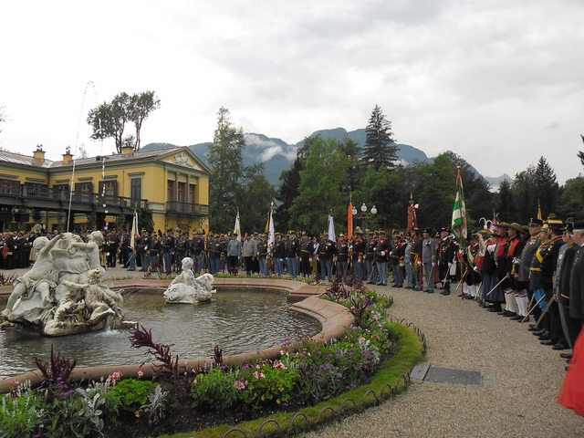 Kaiserfest in Bad Ischl 2016
